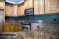 Phoenix Arizona Dark Granite kitchen Affordable Granite Phoenix