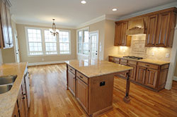 transitional Granite kitchen Affordable Granite Phoenix