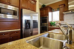 undermount sink Phoenix Arizona Granite kitchen Affordable Granite Phoenix